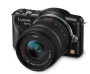 $399 Panasonic Lumix GF3 Micro Four Thirds Interchangeable Lens camera + $75 Target gift card